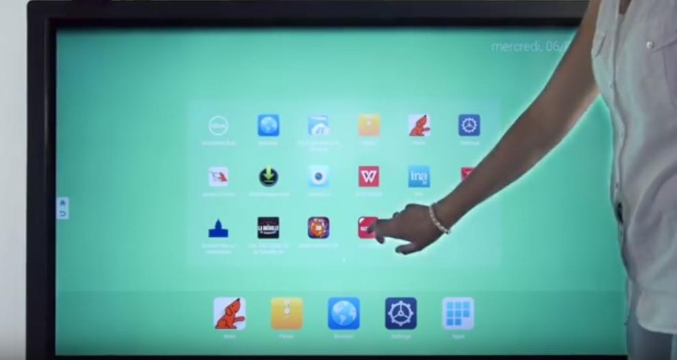 Paperboard numérique et enseignement
